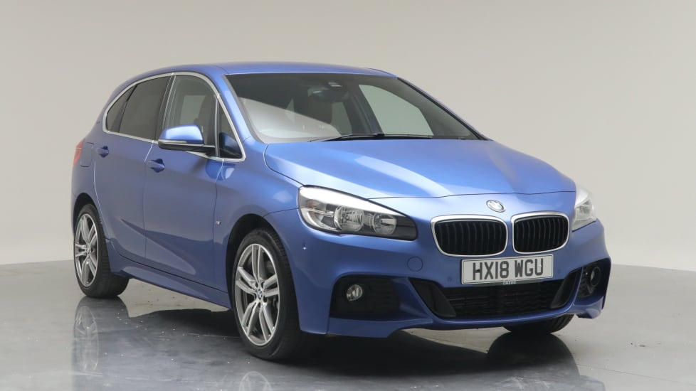 2018 Used BMW 2 Series Active Tourer 1.5L M Sport 225xe