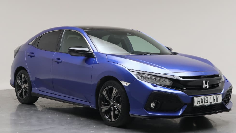 2019 Used Honda Civic 1.6L EX i-DTEC