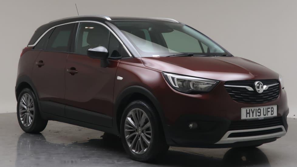 2019 Used Vauxhall Crossland X 1.2L Elite ecoTEC Turbo