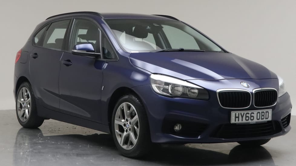 2016 Used BMW 2 Series Active Tourer 1.5L Sport 225xe