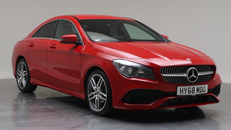 2018 Used Mercedes-Benz CLA Class 1.6L AMG Line Edition CLA200