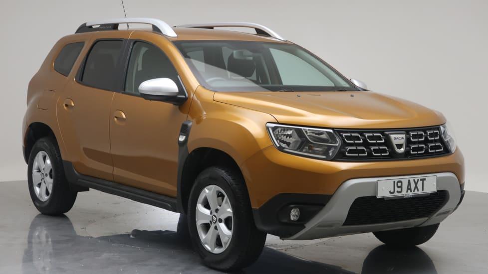 2018 Used Dacia Duster 1.6L Comfort SCe
