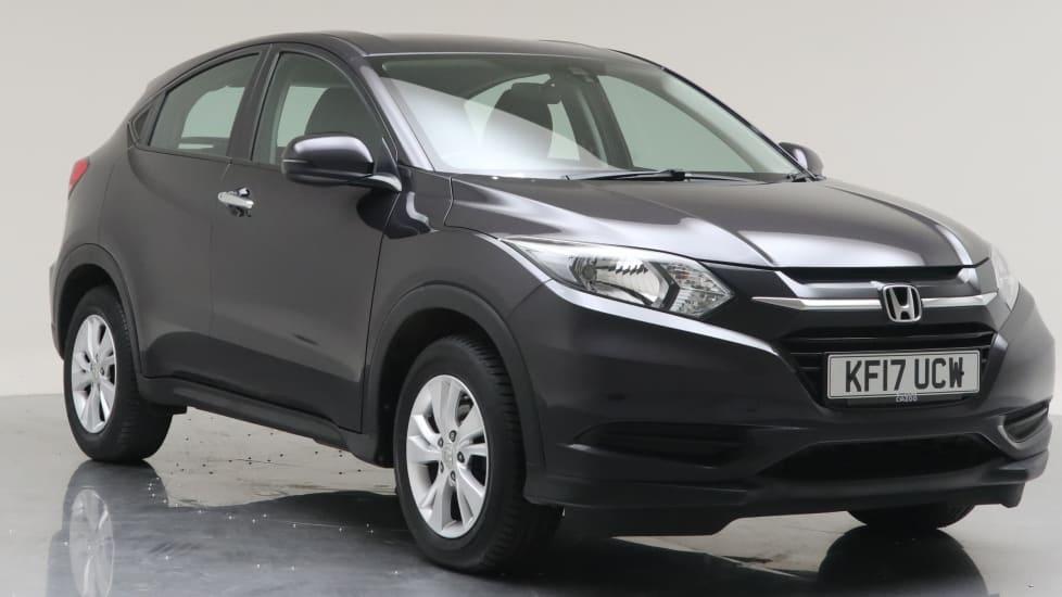 2017 Used Honda HR-V 1.5L Black Edition i-VTEC