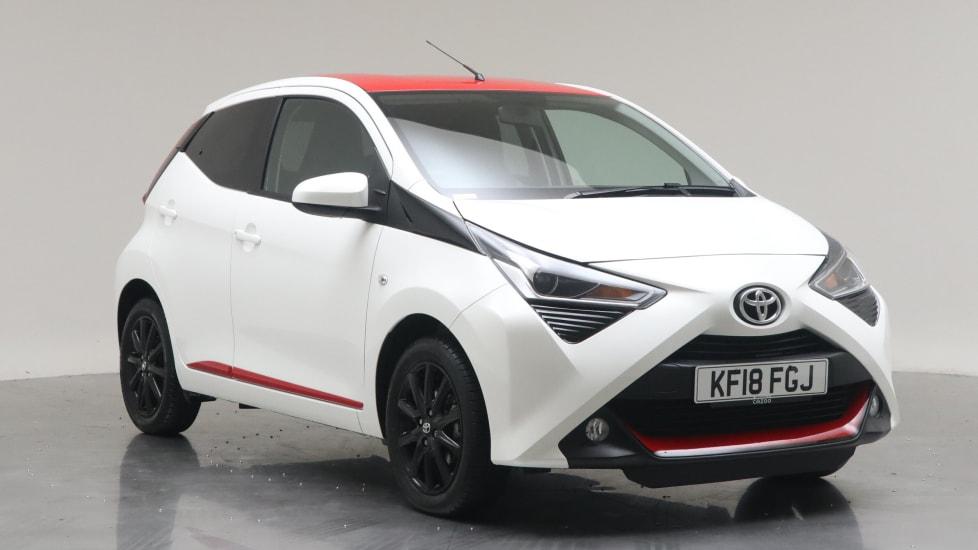 2018 Used Toyota AYGO 1L x-press VVT-i