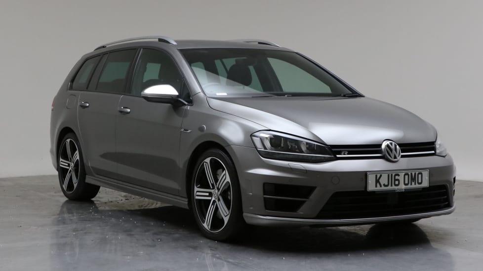 2016 Used Volkswagen Golf 2L R BlueMotion Tech TSI