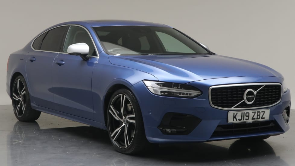 2019 Used Volvo S90 2L R-Design Pro PowerPulse D5