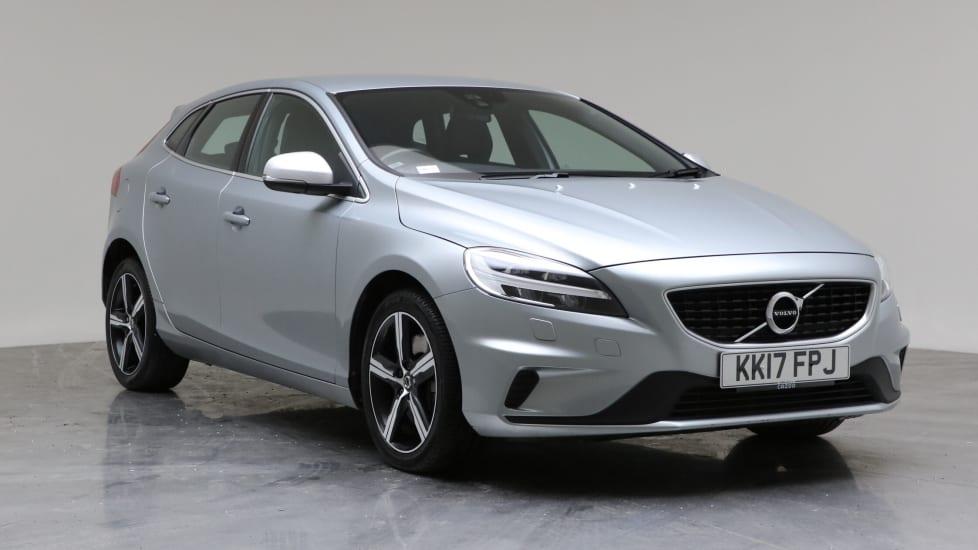 2017 Used Volvo V40 2L R-Design Nav Plus D3