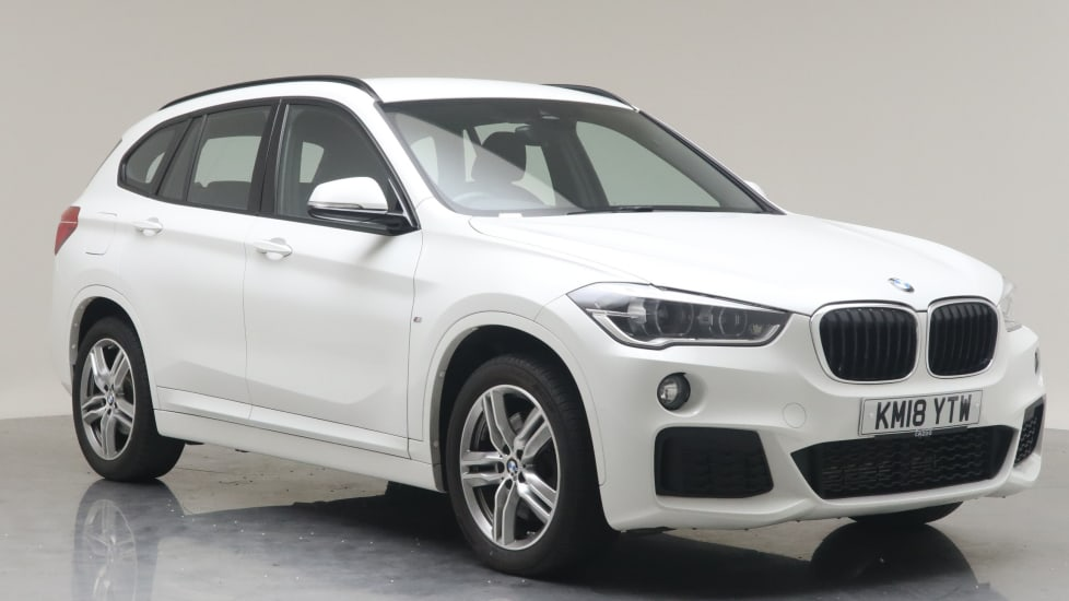 2018 Used BMW X1 2L M Sport 20i