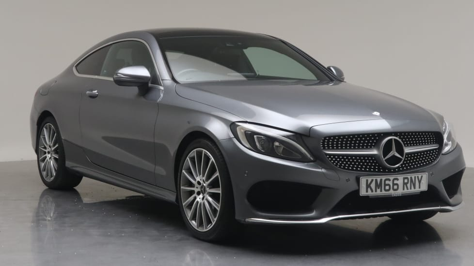 2016 Used Mercedes-Benz C Class 2L AMG Line C300