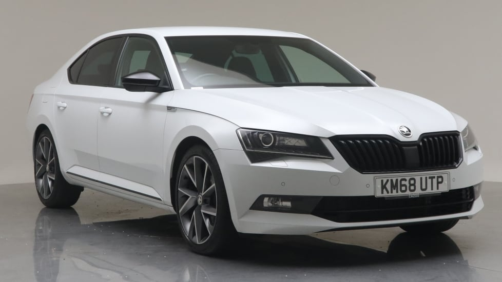 2018 Used Skoda Superb 1.5L SportLine ACT TSI