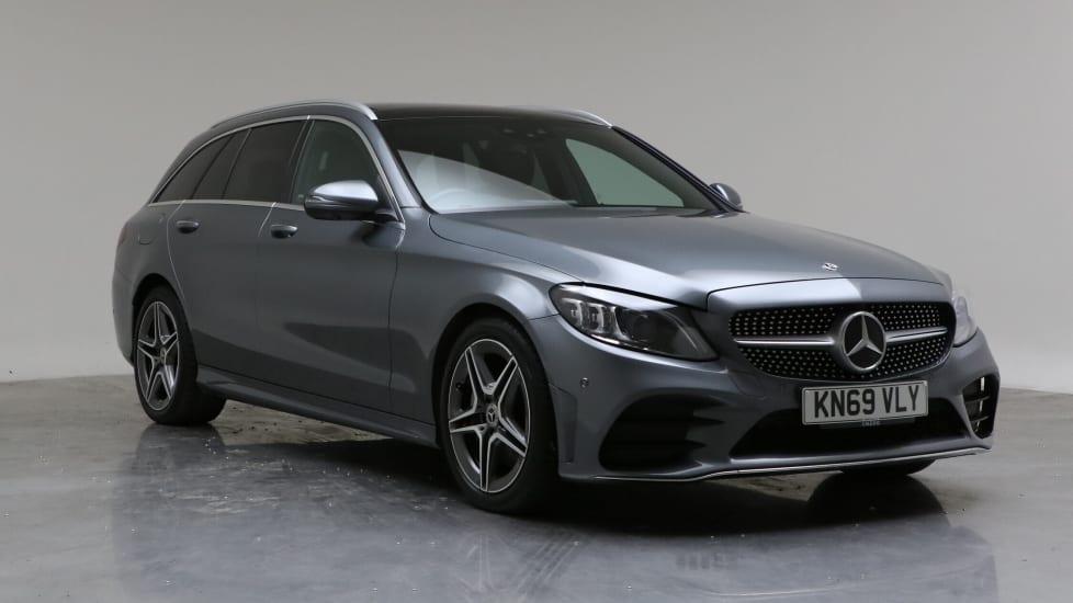 2019 Used Mercedes-Benz C Class 2L AMG Line C300d