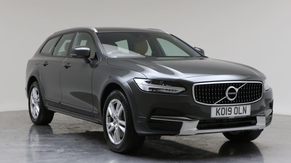 2019 Used Volvo V90 Cross Country 2L T5