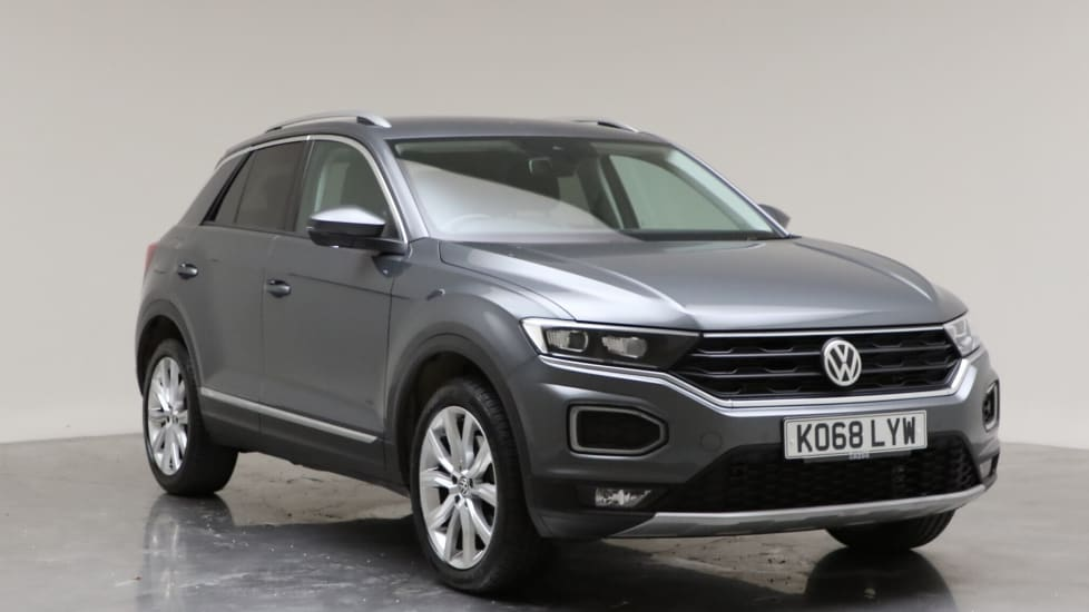 2019 Used Volkswagen T-Roc 2L SEL TDI