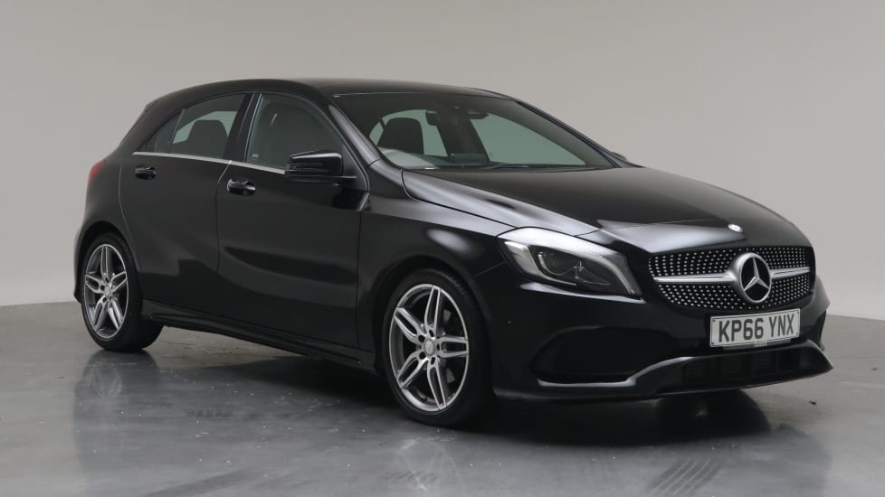 2016 Used Mercedes-Benz A Class 1.5L AMG Line A180d
