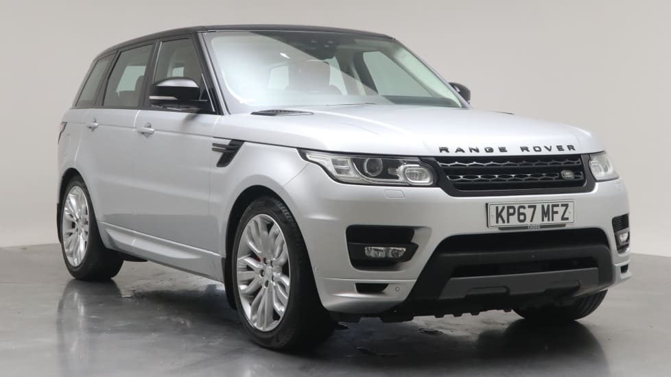 2017 Used Land Rover Range Rover Sport 4.4L Autobiography Dynamic SD V8