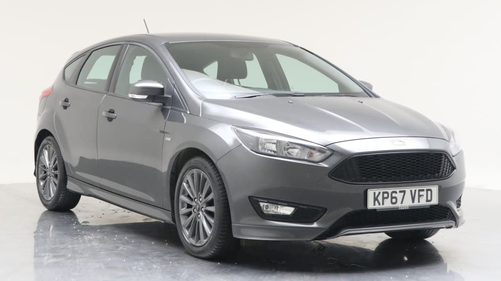 2017 Used Ford Focus 1.5L ST-Line EcoBoost T