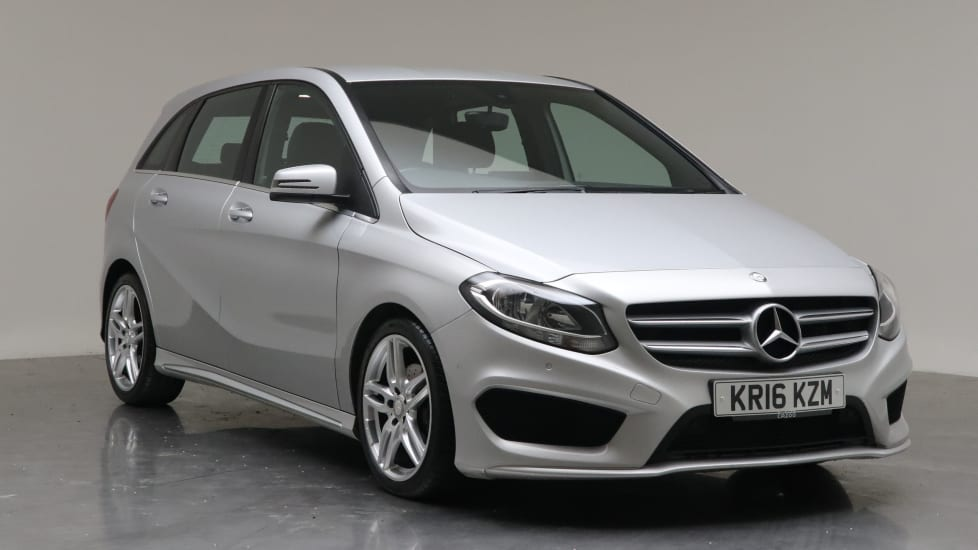 2016 Used Mercedes-Benz B Class 1.5L AMG Line B180d