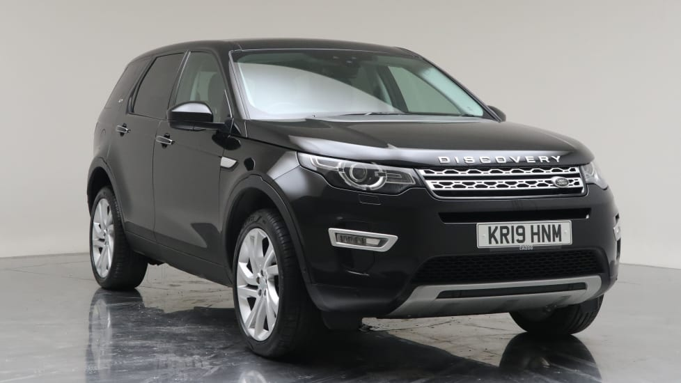 2019 Used Land Rover Discovery Sport 2L HSE Luxury TD4