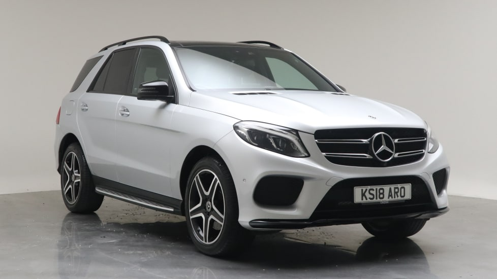 2018 Used Mercedes-Benz GLE Class 2.2L AMG Night Edition GLE250d