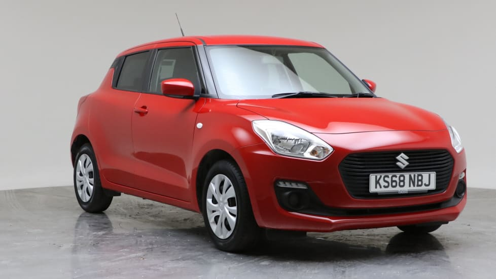 2018 Used Suzuki Swift 1.2L SZ3 Dualjet MHEV