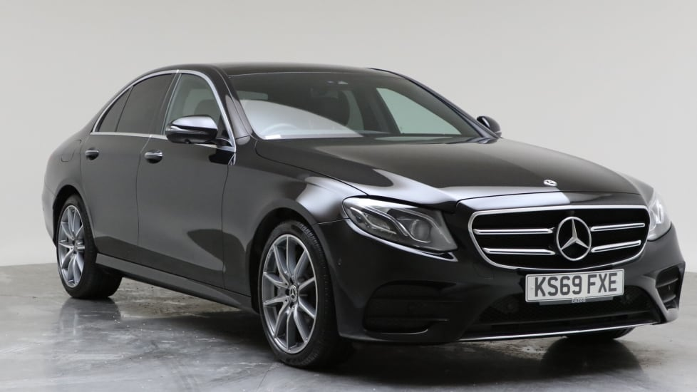 2019 Used Mercedes-Benz E Class 2.9L AMG Line Edition E350d