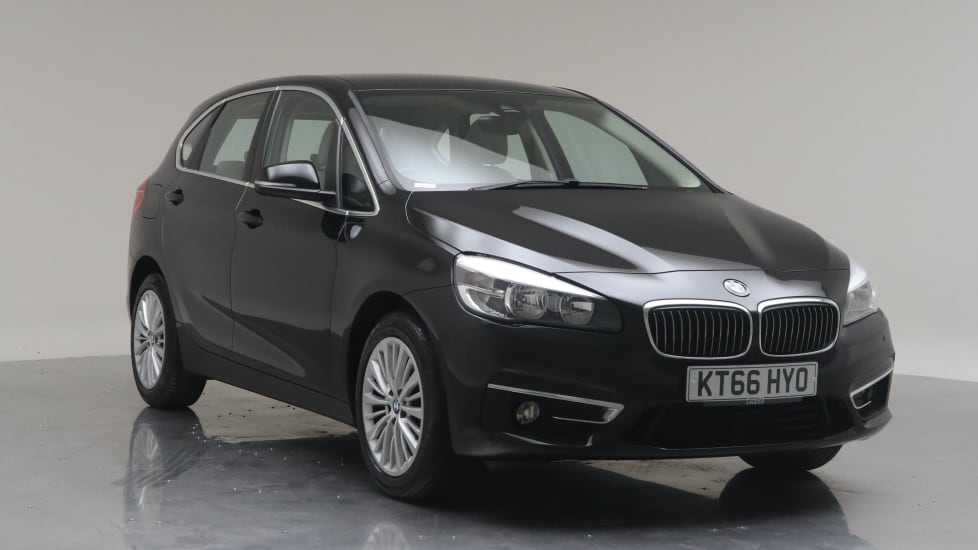 2016 Used BMW 2 Series Active Tourer 2L Luxury 218d