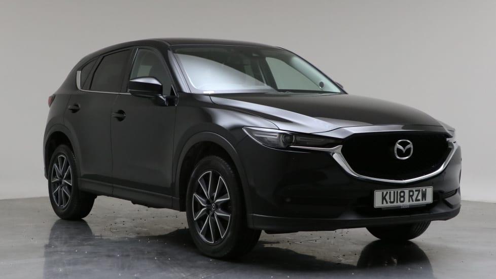 2018 Used Mazda CX-5 2L Sport Nav SKYACTIV-G
