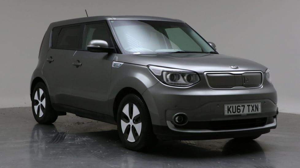 2017 Used Kia Soul EV