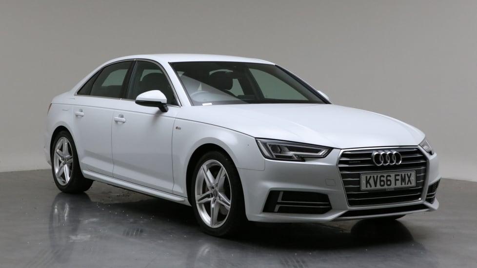 2016 Used Audi A4 2L S line TDI
