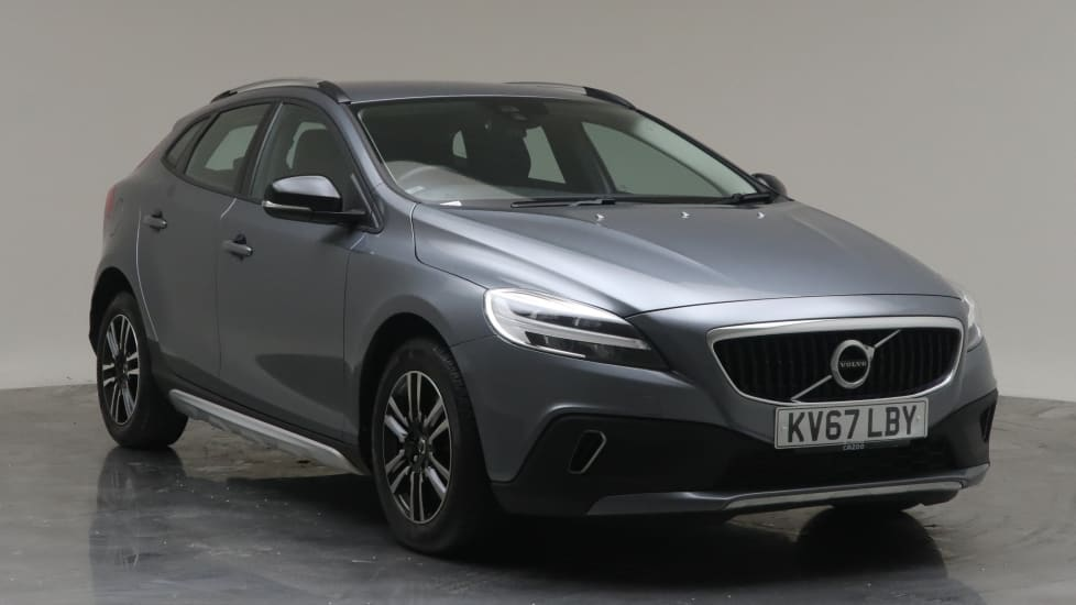 2017 Used Volvo V40 Cross Country 2L D2