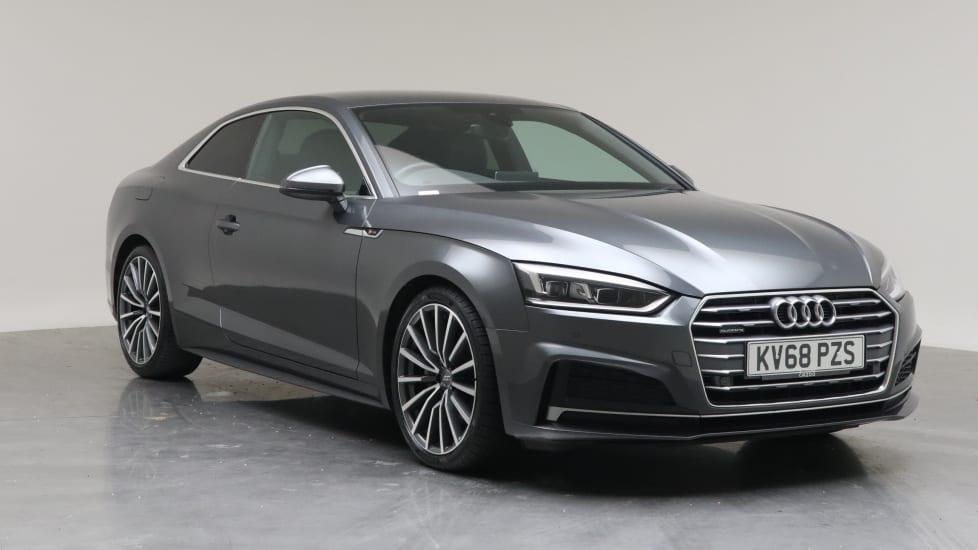 2018 Used Audi A5 2L S line TDI