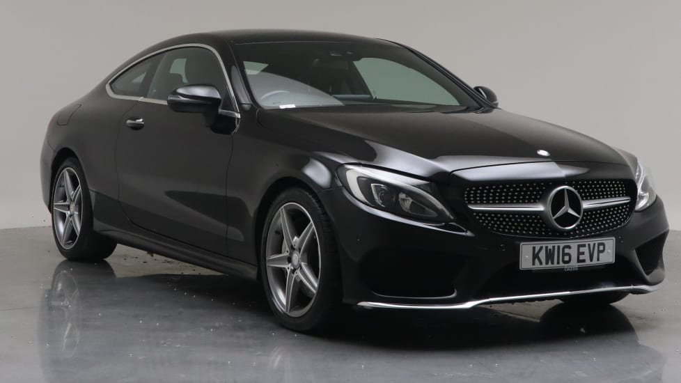 2016 Used Mercedes-Benz C Class 2.1L AMG Line C250d