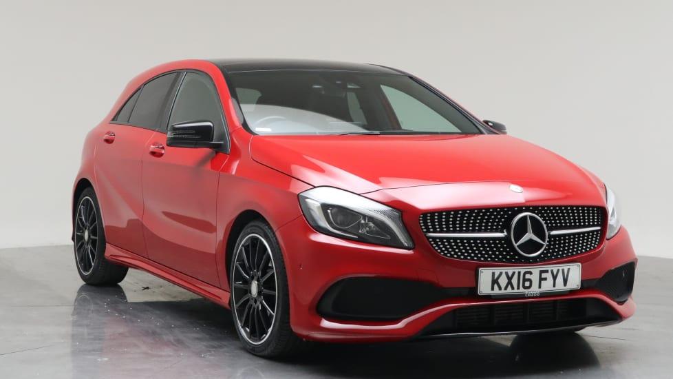 2016 Used Mercedes-Benz A Class 2.1L AMG Line A220d