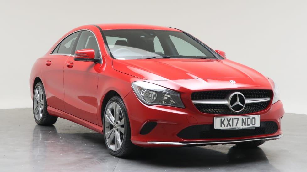2017 Used Mercedes-Benz CLA Class 2.1L Sport CLA200d