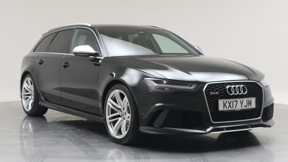 2017 Used Audi RS6 Avant 4L TFSI V8