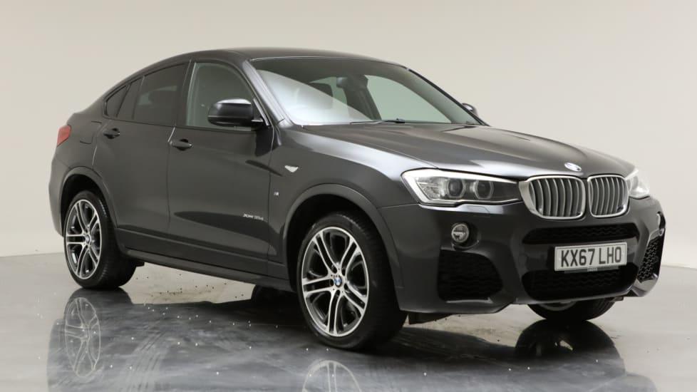 2017 Used BMW X4 3L M Sport 35d