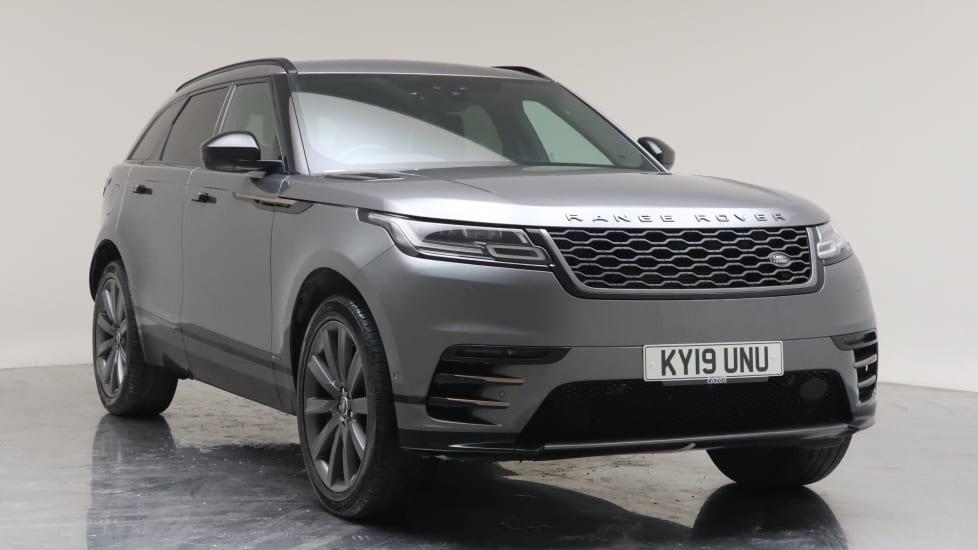 2019 Used Land Rover Range Rover Velar 2L R-Dynamic HSE D240