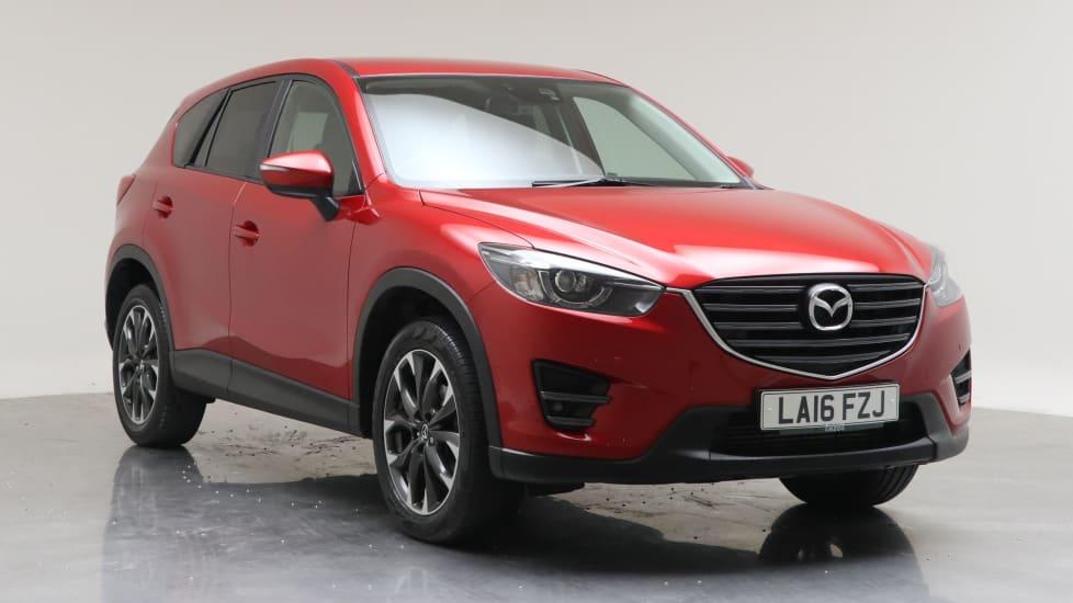 2016 Used Mazda CX-5 2.2L Sport Nav TD