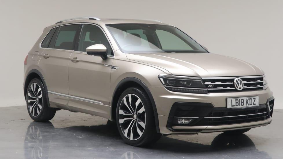2018 Used Volkswagen Tiguan 2L R-Line TSI