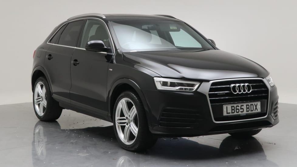 2016 Used Audi Q3 2L S line Plus TFSI