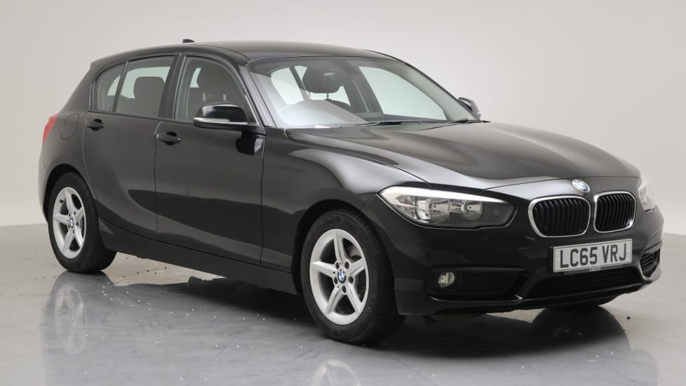 2016 Used BMW 1 Series 1.5L ED Plus 116d