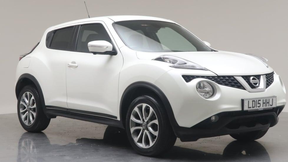 2015 Used Nissan Juke 1.2L Tekna DIG-T