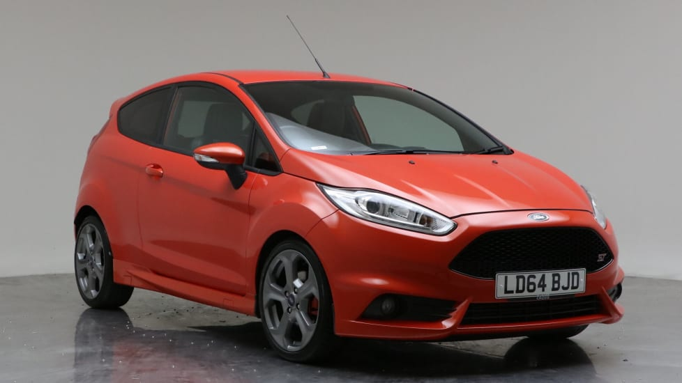 2014 Used Ford Fiesta 1.6L ST-2 EcoBoost
