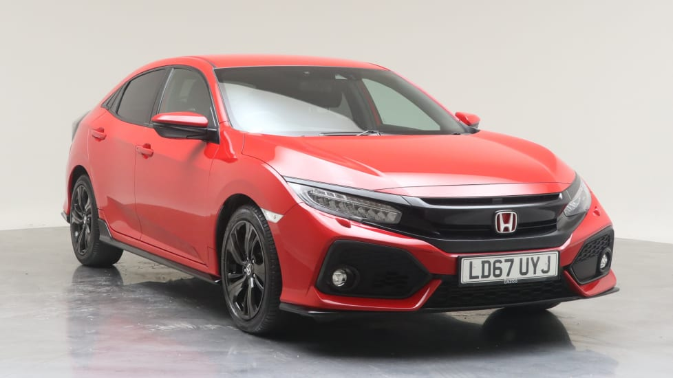 2017 Used Honda Civic 1.5L Sport VTEC Turbo