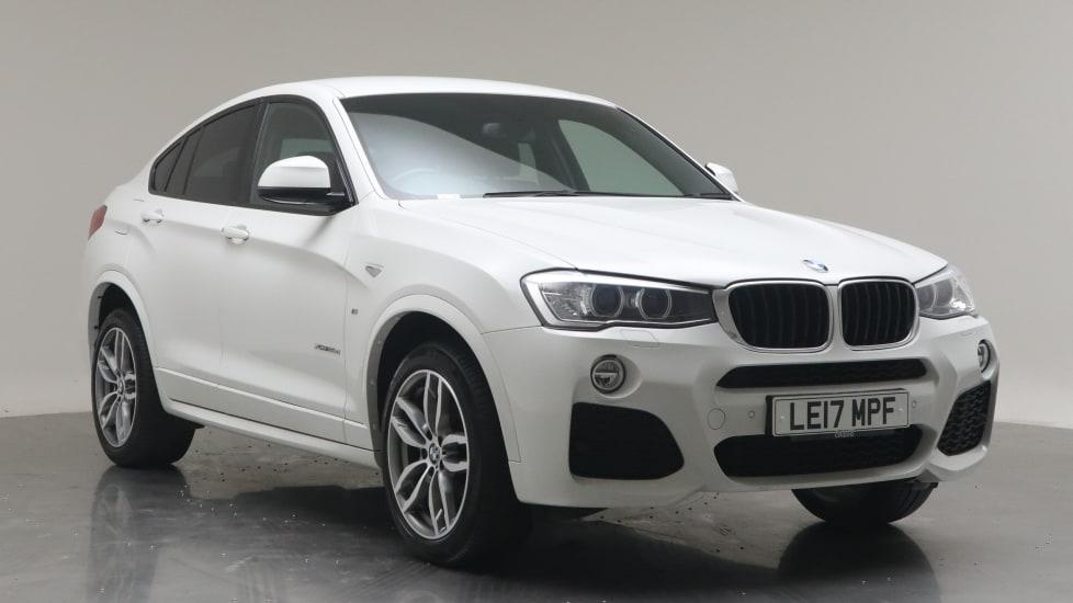 2017 Used BMW X4 2L M Sport 20d