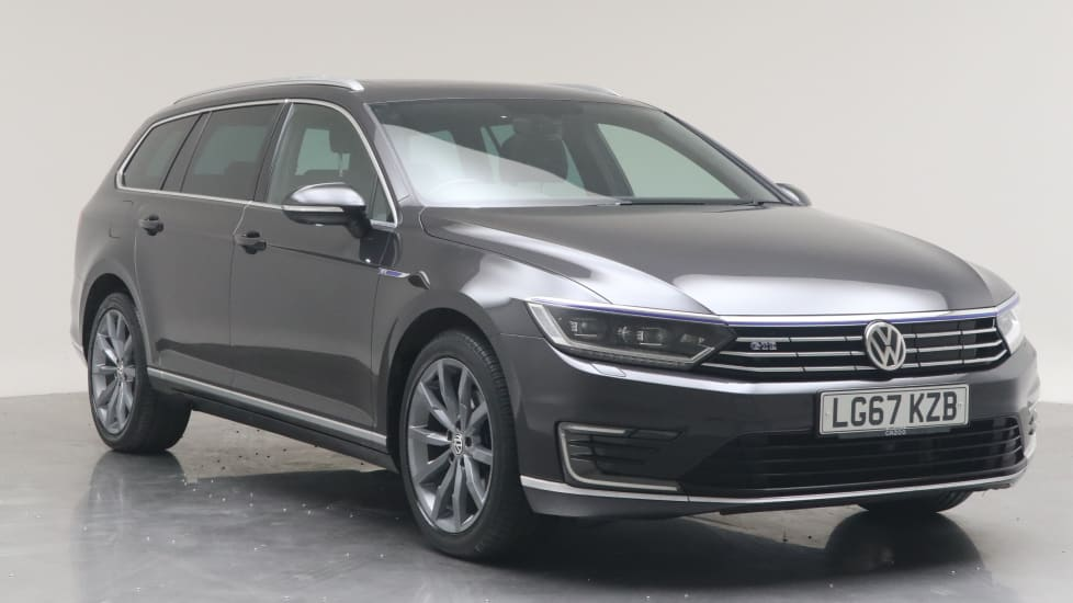 2017 Used Volkswagen Passat 1.4L GTE Advance TSI