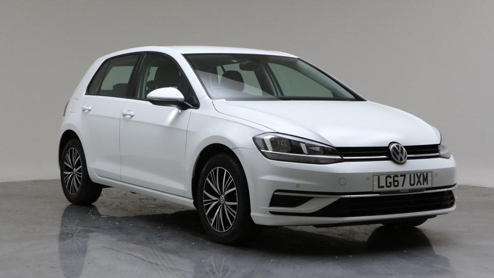 2017 Used Volkswagen Golf 1.4L SE Nav TSI