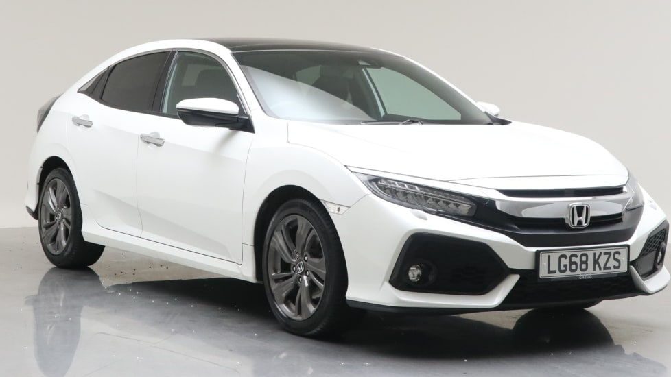 2018 Used Honda Civic 1.5L Prestige VTEC Turbo