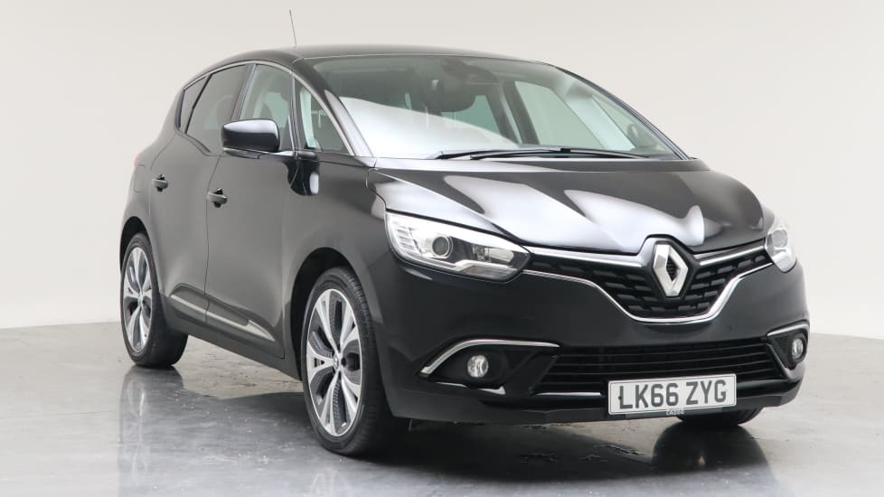 2016 Used Renault Scenic 1.5L Dynamique S Nav dCi