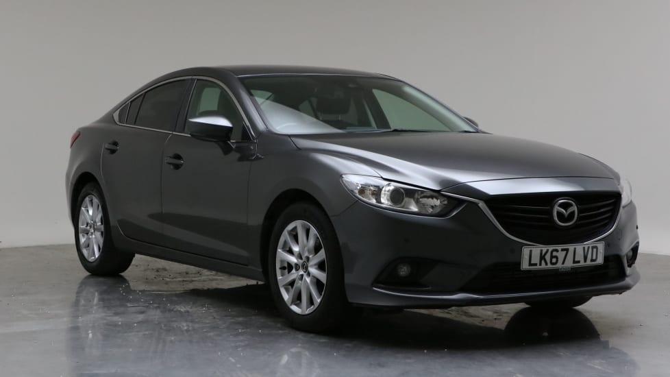2017 Used Mazda Mazda6 2.2L SE-L Nav SKYACTIV-D